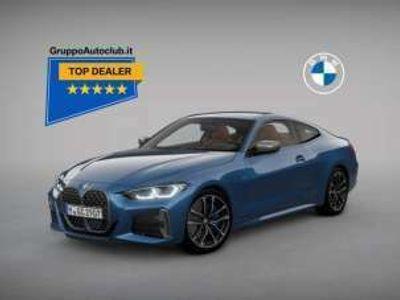 usata BMW 440 Mi Coupe 48V xDrive Elettrica/Benzina