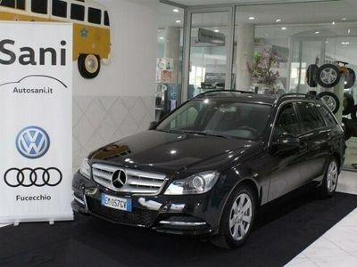 usata Mercedes C200 C 200 CDI S.W. BlueEFFICIENCY ExecutiveCDI S.W. BlueEFFICIENCY Executive