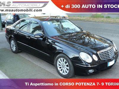 used Mercedes E200 Classe ECDI BlueEFFICIEN...