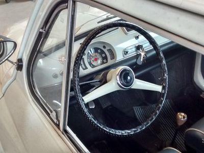 usata Fiat 600D 1968 conservata uniproprietario