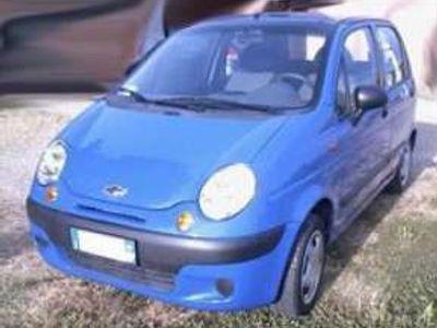 usata Chevrolet Matiz 1000