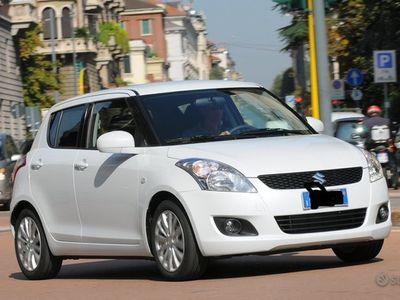 usata Suzuki Swift 1.2 94cv full optional 3/2015 30000km