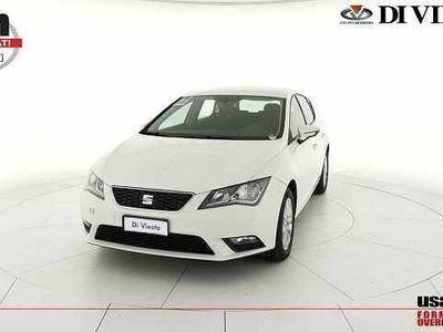 usata Seat Leon 3ª serie 1.6 TDI 105 CV DSG 5p. Start/Stop Style