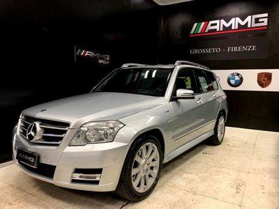 usata Mercedes GLK220 CDI 4Matic BlueEFFICIENCY Chrome (147) GR