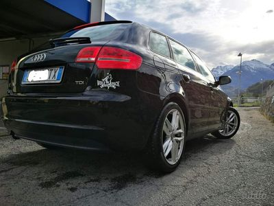 usata Audi A3 Sportback A3 1.6 TDI 105 CV CR Ambition