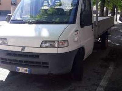 usata Fiat Ducato 14 2.8 diesel PM Cabinato