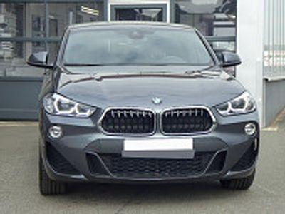 usata BMW X2 M Sport Sdrive 20i Steptronic +19 Zoll+navi+d
