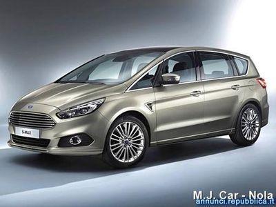 usata Ford S-MAX 2.0 EcoBlue 150CV Start&Stop 7p. Titanium Business Nola