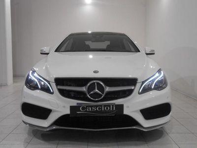 usado Mercedes E220 Coupé Premium