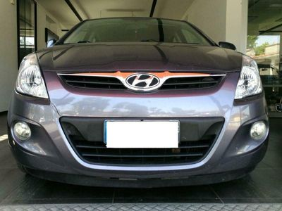 used Hyundai i20 i201.6 CRDi VGT 5p. Premium