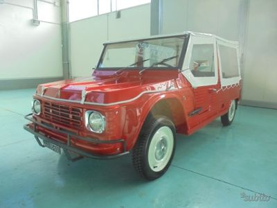 brugt Citroën Méhari restauro maniacale