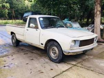 used Peugeot 504 2.0d pick-up storico diesel
