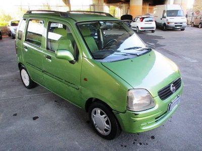 brugt Opel Agila 1.0 12V Comfort