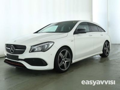 used Mercedes CLA250 Shooting Brake amg line automatic tetto apribile benzina
