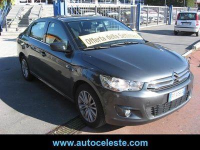 used Citroën C-Elysee I BlueHDi 100 Exclusive usato