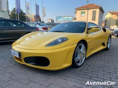 usata Ferrari F430 F1 COUPE CARBOCERAMICA SEDILI IN CARBONIO NAVI