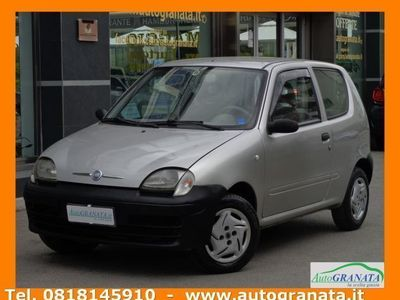 usata Fiat Seicento 1.1 55CV GPL