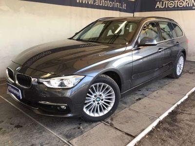 usata BMW 316 Serie 3 Touring d Luxury del 2019 usata a Cremona