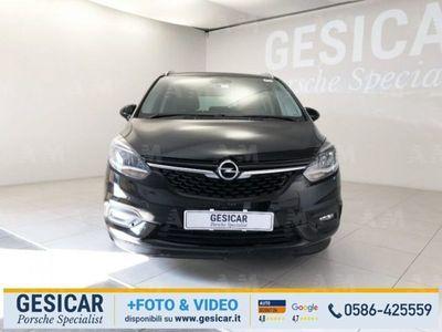 usata Opel Zafira 1.6 Turbo EcoM 150CV Innovation del 2017 usata a Livorno