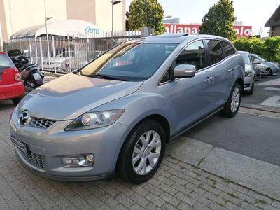 usata Mazda CX-7 2.3L MZR Turbo DISI BENZ-GPL TETTO-PELLE