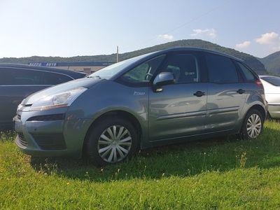 usata Citroën C4 Picasso con impianto GPL