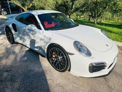 usata Porsche 911 Turbo S Urmodell