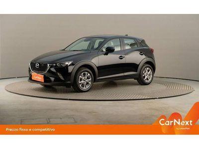 usata Mazda CX-3 1.5l Skyactiv-D 105 Cv 2wd 6mt Evolve