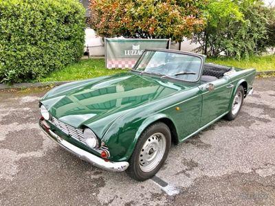 usata Triumph TR4 -Sport - 1964