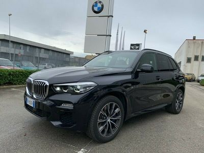 usata BMW X5 xDrive30d Msport del 2019 usata a Rovigo
