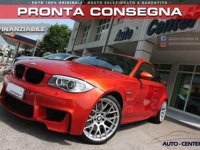 usata BMW 1M Serie 1Coupé Harman Kardon M1 M PRONTA CONSEGNA