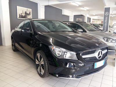 second-hand Mercedes CLA180 d Premium