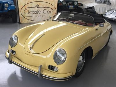 used Porsche 356 SPEEDSTER '57 (MITICA) rif. 8162902