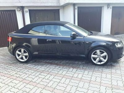 usata Audi A3 Cabriolet 2.0 TDI F.AP. S tronic Ambition