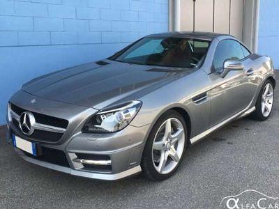 usata Mercedes SLK200 BlueEFFICIENCY Premium