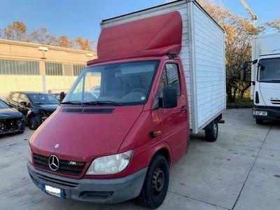 usata Mercedes Sprinter T30/35 316 CDI cat Telaio Cabin