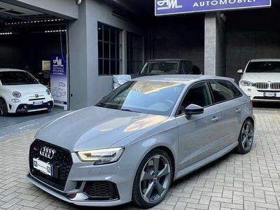 usata Audi RS3 RS3SPB ACC RADAR