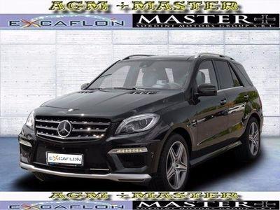 usata Mercedes ML63 AMG ClasseAmg 63 Amg 4m Usato