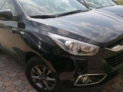 usata Hyundai ix35 1.7 CRDi 2WD Classic