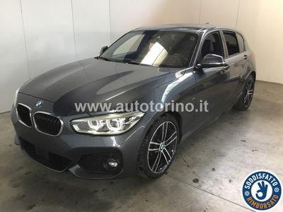 usata BMW 120 SERIE 1 (5 PORTE) d Msport 5p auto