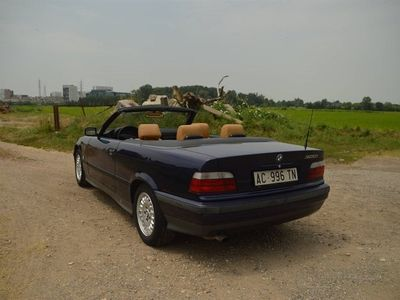 usata BMW 320 Cabriolet Serie 3 (E36) i - 1994 ASI CRS