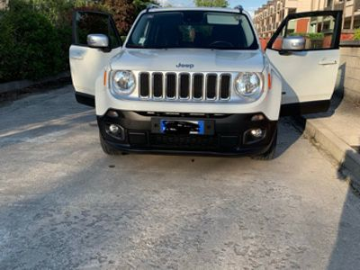 usata Jeep Renegade 1.6 Mjt120 Cv Limited