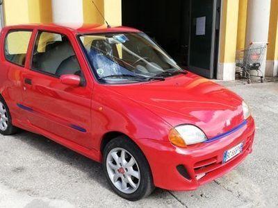 usata Fiat 600 Sporting allestimento Abarth - 1999
