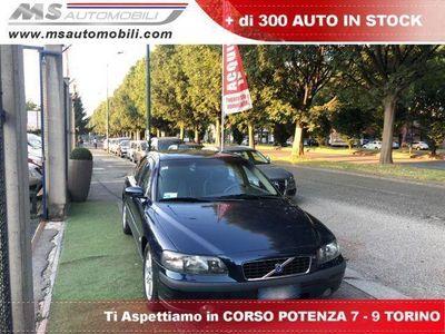 brugt Volvo S60 2.4 D 20V (130CV) Momentum PElle Unicoproprietario