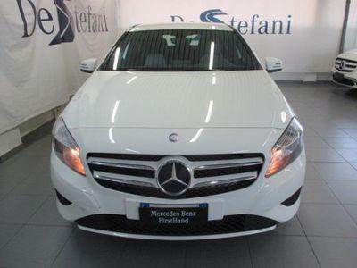 usata Mercedes A160 Classe A (W176)CDI Automatic Executive