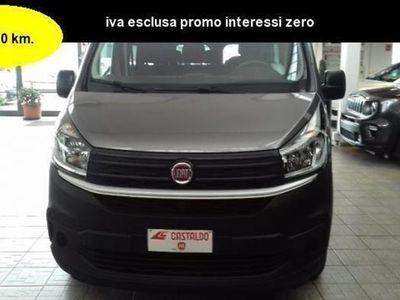 gebraucht Fiat Talento 1.6 TwinTurbo MJT 125CV 9 POSTI PASSO LUNGO