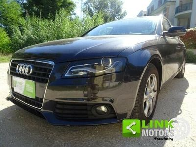 usata Audi A4 A42.0 TDI 143 CV Ambiente