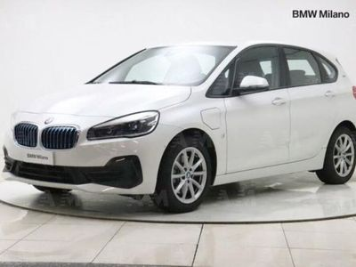 usata BMW 225 Serie 2 Active Tourer xe iPerformance Advantage aut. del 2019 usata a Milano