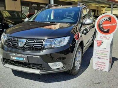 usata Dacia Sandero Stepway 0.9 TCe 90 CV Comfort KMO UFFICIALE ITALIA