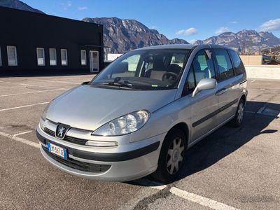usata Peugeot 807 2.0 Hdi 136cv 7 POSTI