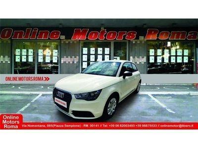 usata Audi A1 1.6 Tdi Attraction 3 Porte Usato
